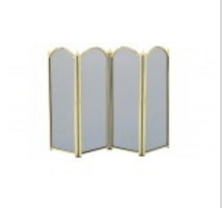 MC24 Brass Plated 4 Fold