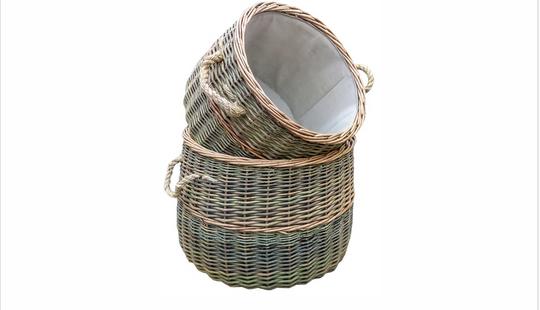 23124 Country Buff Basket