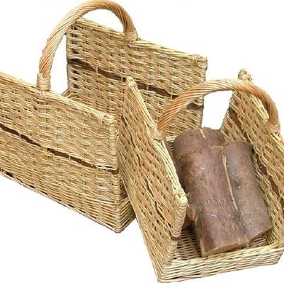 Calfire Open End Baskets
