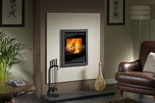 Sirius 450 Inset multi-fuel stove
