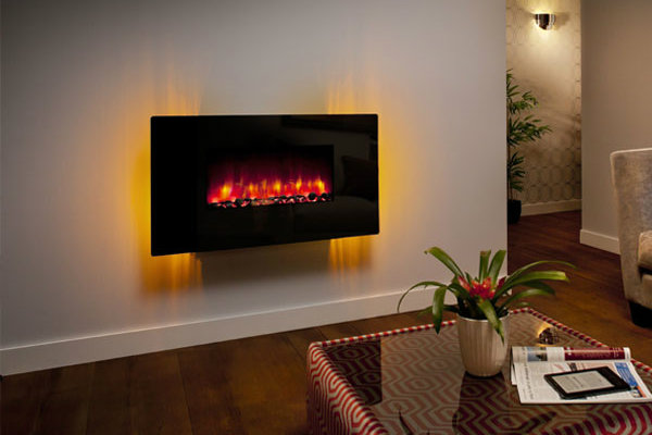 Ontario Wall mounted Electric Fire