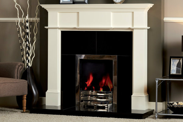 Weymouth Surround in Antique White