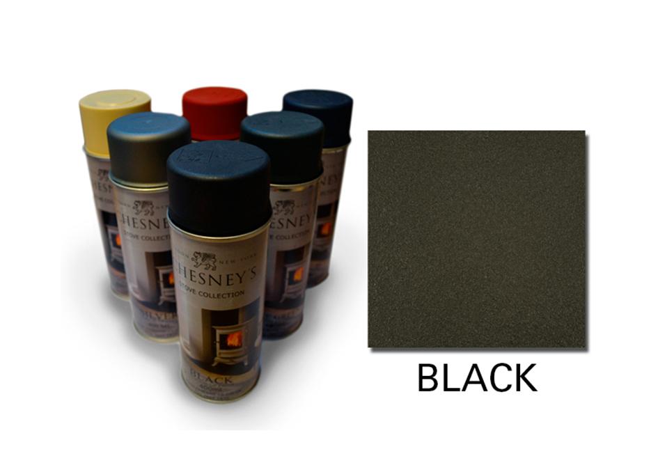 Stove Paint - Black