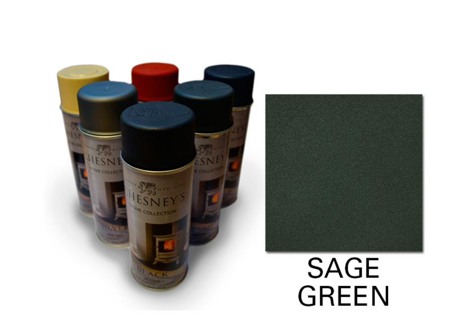 Stove Paint - Sage Green