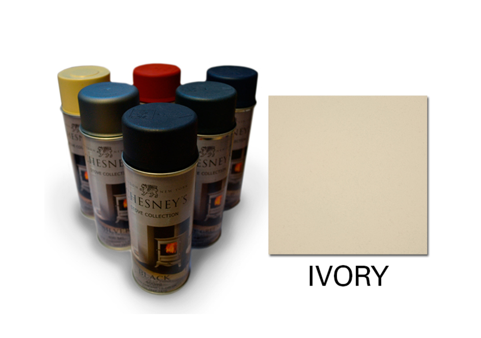 Stove Paint - Ivory