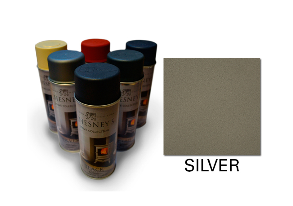 Stove Paint - Silver