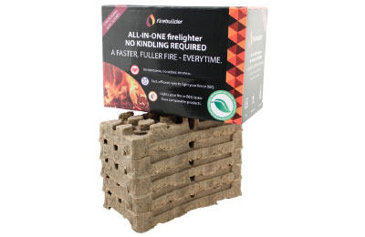 Firebuilder - All In One Firelighter