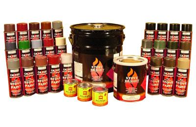 Calfire Barton Supplies