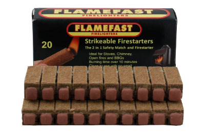 Strikeable Firelighter