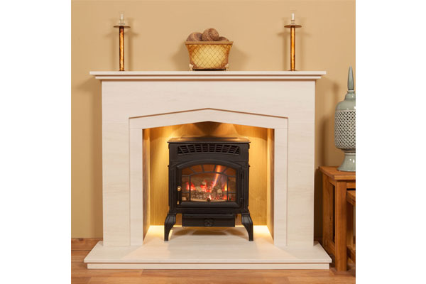 The Harrington in Natural Portuguese Limestone