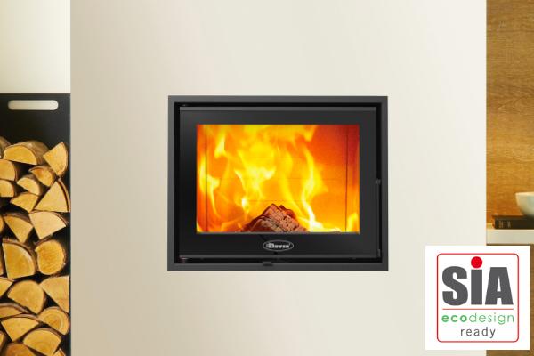Zen 100 Wood burning Cassette