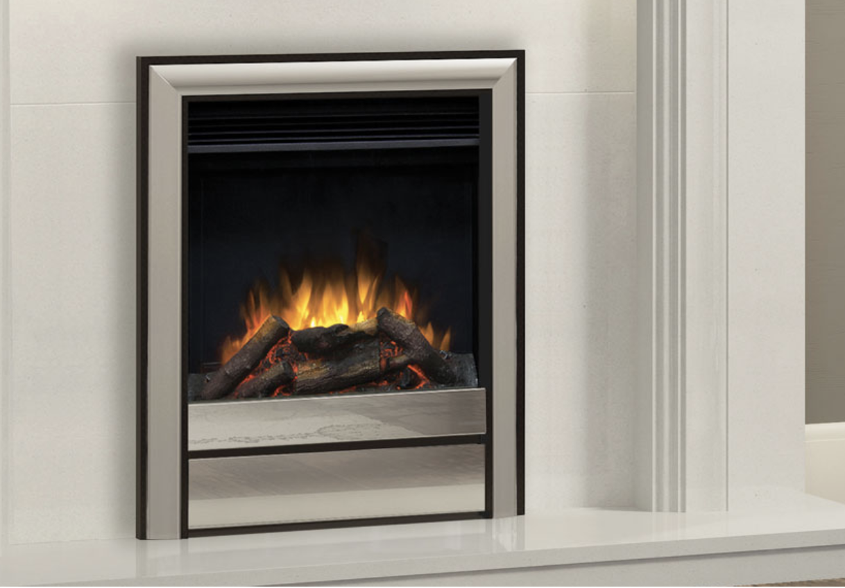 16″ CHOLLERTON INSET ELECTRIC FIRE